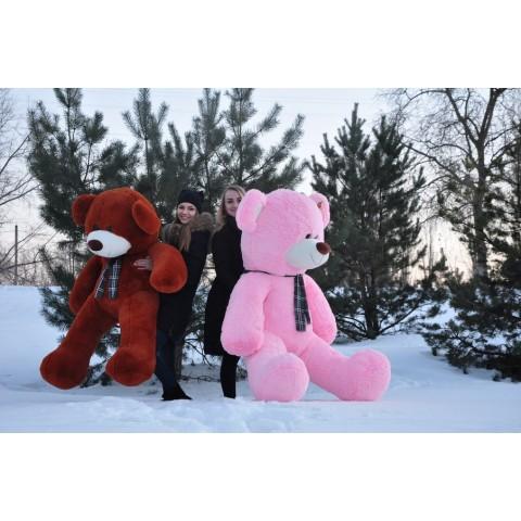 185 см розовый